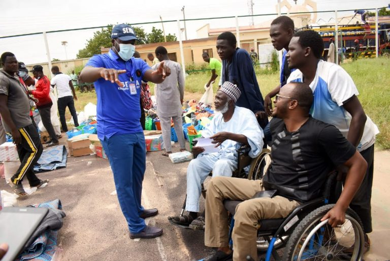 People with disability in Yobe State