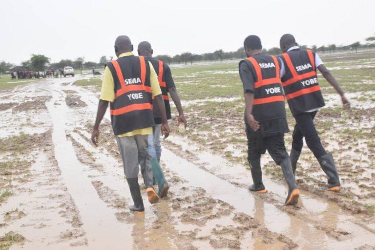 YOSEMA supports flood victims